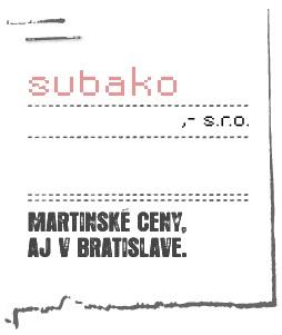 s.r.o. | Ing. Jelka Sušarská